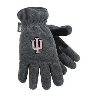 Indiana University Heavy-Weight Fleece Gloves (2 options available)