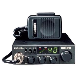 Uniden Pro520XL Cb Radio With 7 Watt Audio Output - PRO520XL
