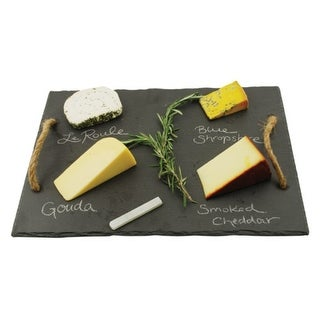 Rustic Farmhouse: Slate Cheese Board