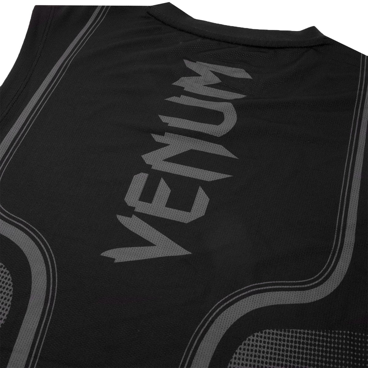 Venum Tempest 2.0 Dry Tech X-Fit Crewneck Tank Top Red//Red
