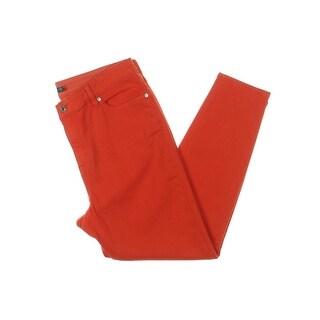 Lauren Ralph Lauren Womens Ankle Jeans Denim Skinny (3 options available)