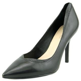 Nine West Twine Women Pointed Toe Leather Heels