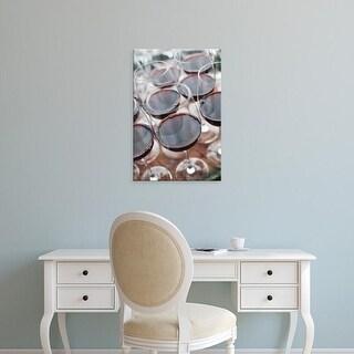 Easy Art Prints Walter Bibikow's 'Bodega Marques De Riscal Winery I' Premium Canvas Art