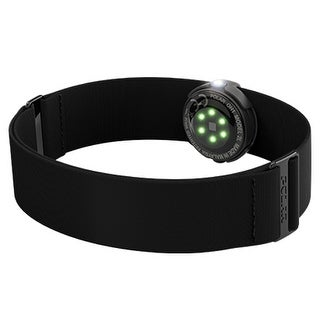 Polar OH1 Black Optical Heart Rate Sensor with Comfortable Textile Armband & Built-In Memory