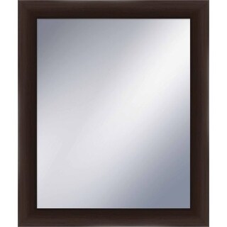 PTM Images 5-1245 25-1/2 Inch x 21-1/2 Inch Rectangular Framed Mirror - N/A