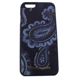 Michael Kors Womens Cell Phone Case iPhone 6/6s Fitted (Option: Admiral)