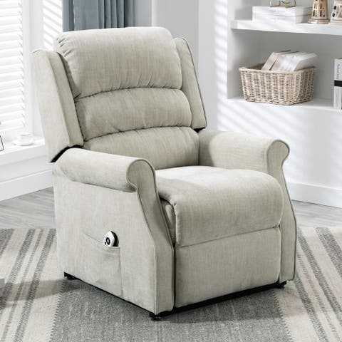 Allister Lift Chair with Massage by Greyson Living