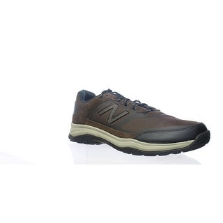 Brown Walking Shoes Size