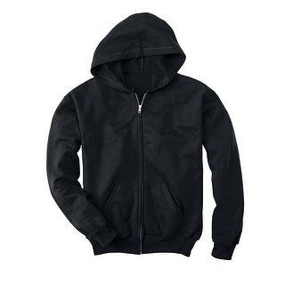 Hanes Comfortblend EcoSmart Full-Zip Kids' Hoodie Sweatshirt - XS