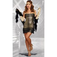 Shimmy Shake Flapper Costume - as shown