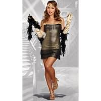 Shimmy Shake Flapper Costume