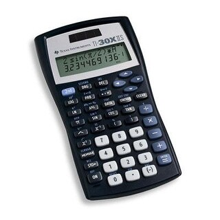 Texas Instruments Ti-30X-Iis 2 Line Scientific Calculator