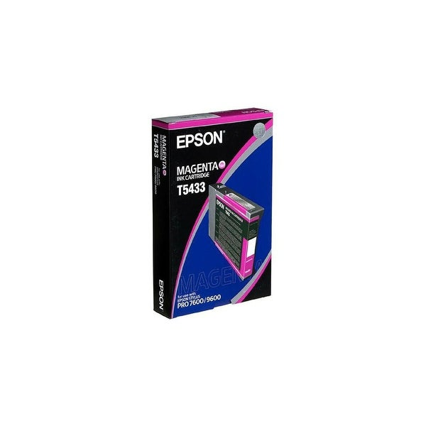 Epson Ultrachrome Ink Cartridge - Magenta Ink Cartridge