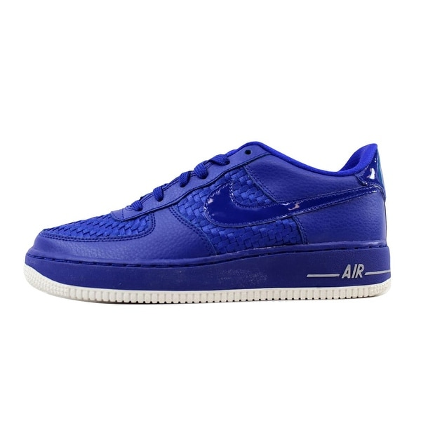 Nike Shoes Juniors Air Force 1 LV8 White Black Wolf Grey
