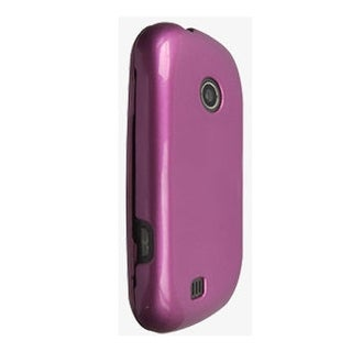 Verizon Hard Cover Snap On Case for LG Cosmos 2 VN251 - Pink