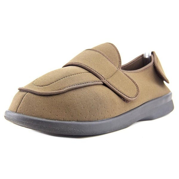 Propet Cronus Comfort Round Toe Synthetic Loafer