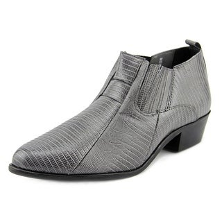 Stacy Adams Santee Men  Round Toe Leather  Ankle Boot