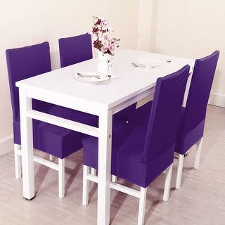 Buy Purple Chair Covers Slipcovers Online At Overstock