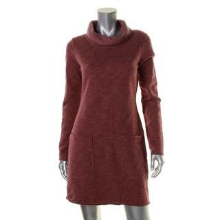 Rachel Rachel Roy Womens Sweaterdress Heathered Sheath