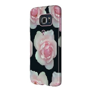 Speck CandyShell Inked Case for Samsung Galaxy Note 5 (Pixel Rose/Pale Rose Pink