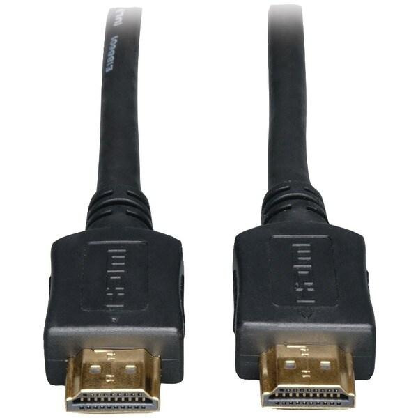 Tripp Lite P568-100 Ultra Hd Hdmi(R) High-Speed Gold Digital Video Cable (100Ft)