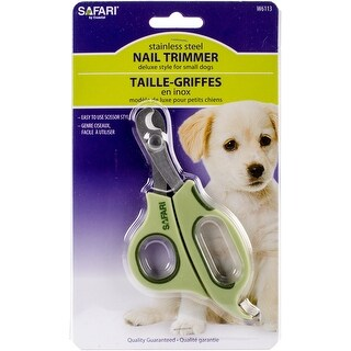 Safari Deluxe Dog Nail Trimmer-
