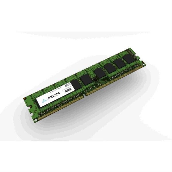 Axion 713977-S21-AX Axiom 4GB DDR3 SDRAM Memory Module - 4 GB - DDR3 SDRAM - 1600 MHz DDR3-1600/PC3-12800 - 1.35 V - ECC -
