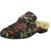 Steve Madden Womens Jill Closed Toe Mules