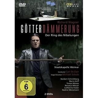 R. Wagner - Gotterdammerung [DVD]