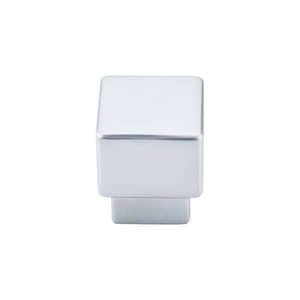 """Top Knobs TK32 Tapered 1"""" Square Cabinet Knob from the Sanctuary Series"""