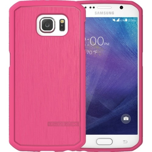 Body Glove Satin Case for Samsung Galaxy S6 - Cranberry