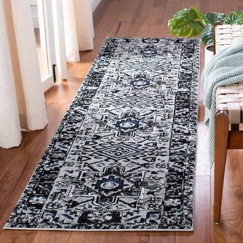 SAFAVIEH Vintage Hamadan Jaroslava Oriental Rug