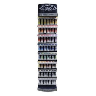 Winton Oil Color Paint Display Assortments - 168 Piece
