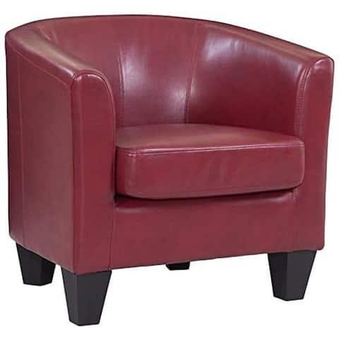Grafton Home Enzo Barrel Accent Chair
