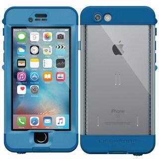 Blue WATERPROOF LifeProof Nuud Series Case For iPhone 6 Plus & 6S Plus