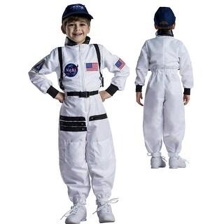 Kids Astronaut Space Suit Halloween Costume