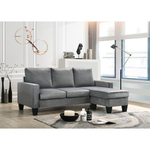 Jessica Sofa with Chaise Lounge