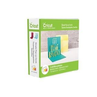 Provo Craft - 2002698 - Cricut Simple Pop Up Cards