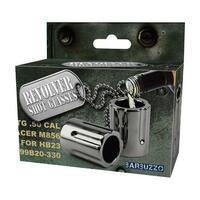 Urban Trend UTU3BR0036 Barbuzzo Revolver Shot Glasses, Ceramic, Pack Of 2