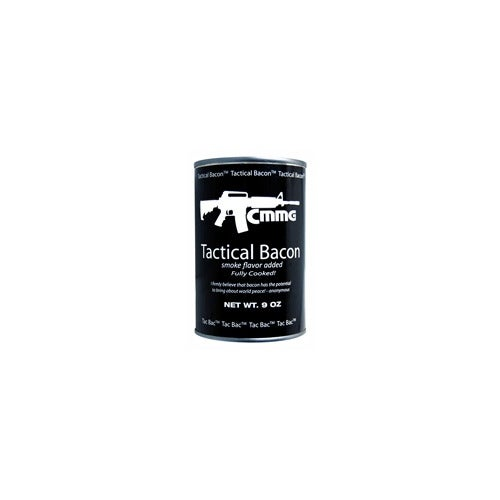 CMMG Tactical Cooked Bacon, 9 Ounce