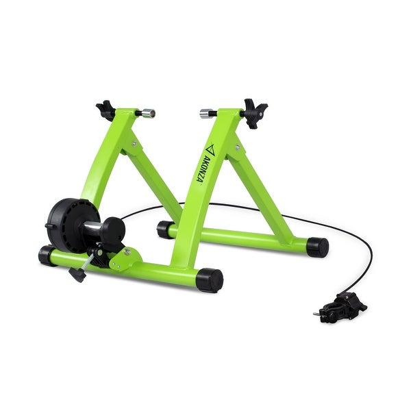 Bicycle Trainer Resistance Stand Magnetic Indoor Training Bike Exercise 7 Levels