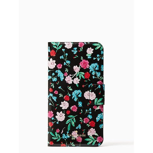 the latest c2118 2a953 Shop Kate Spade New York Greenhouse Folio Case for iPhone 8 Plus ...