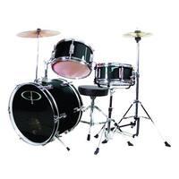 GP Percussion 3 Piece Junior Drum Set