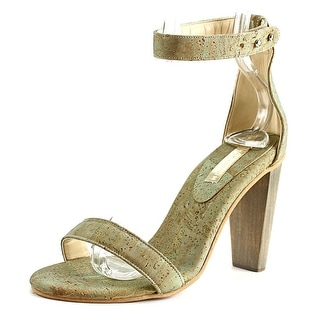 Sydney Brown Open Heel   Open Toe Leather  Sandals