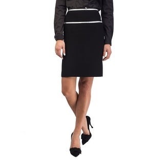 Prada Women's Viscose Skirt Black