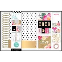 Heidi Swapp Large Memory Planner Spiral Bound Boxed Kit-Spiral