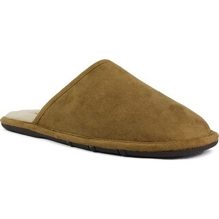 L.B. Evans Men's Hideaways Pacey Scuff Hashbrown Suede