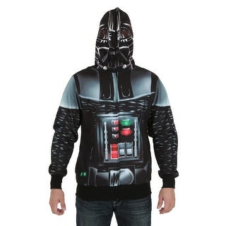 Darth Vader Sublimated Costume Hoodie