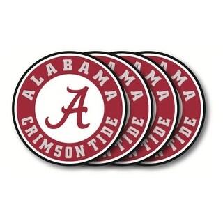 Alabama Crimson Tide Coaster Set 4 Pack