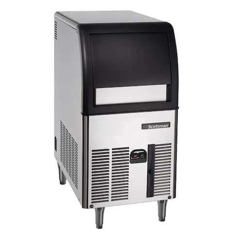 "Scotsman CU0515GA-1 Prodigy 84 Lbs, 15"" Self Contained - Stainless Steel"